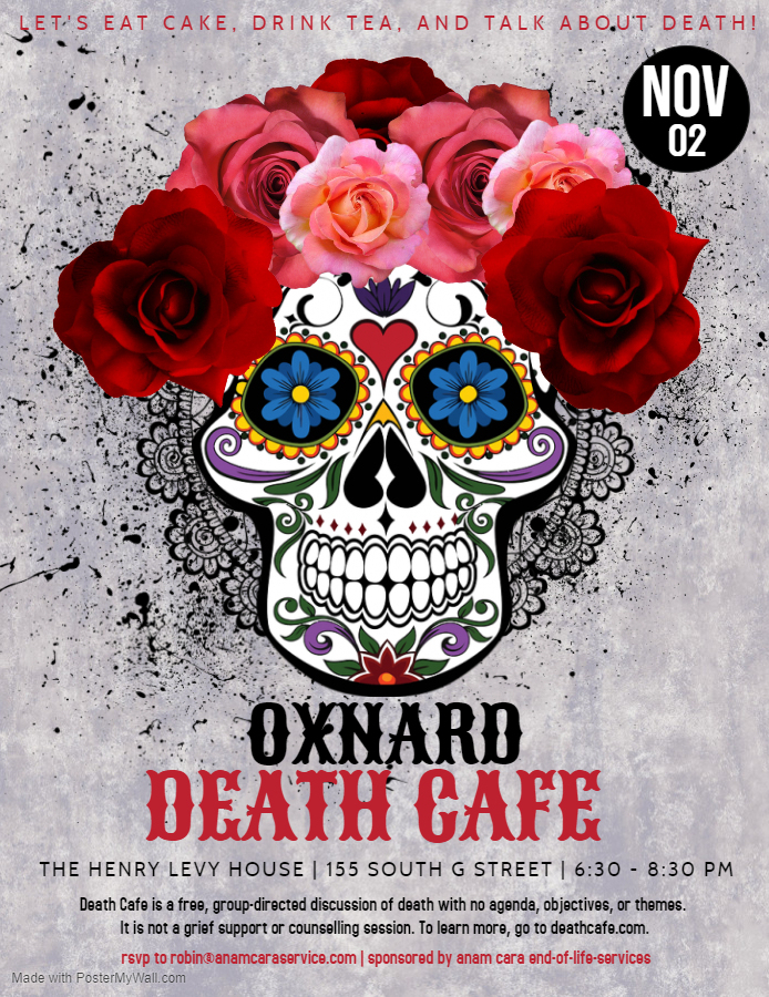 Death Cafe Oxnard