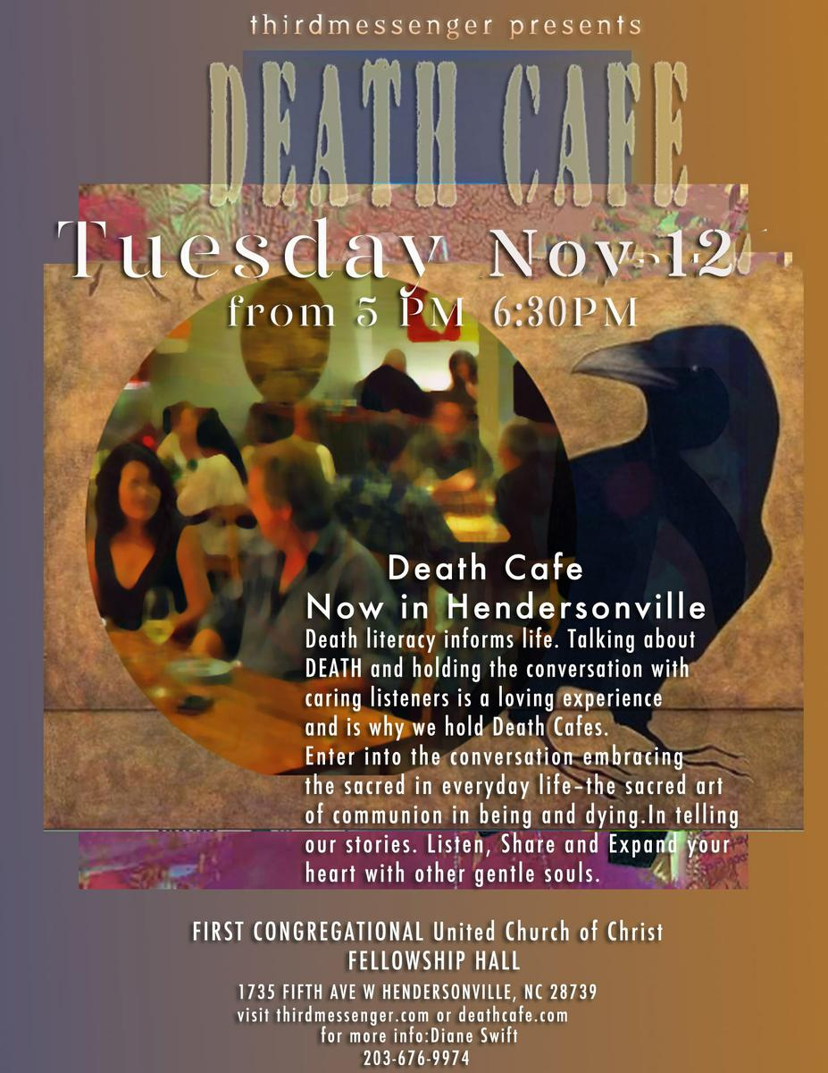 Death Cafe Hendersonville NC