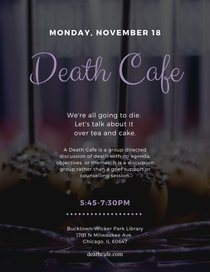 Bucktown/Wicker Park Death Cafe