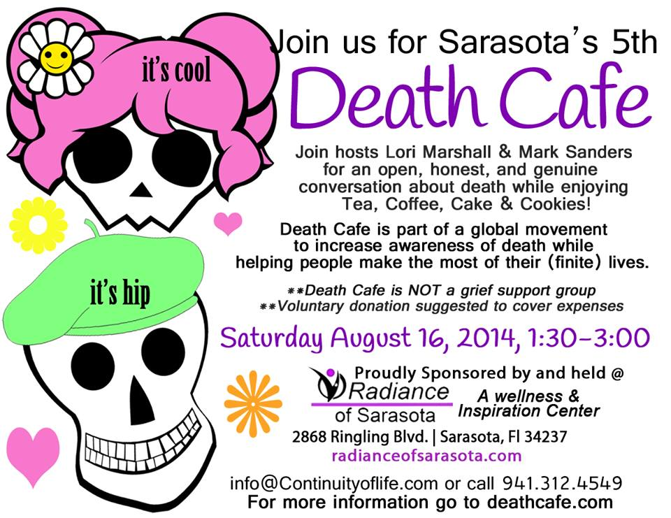 Death Cafe Sarasota #5