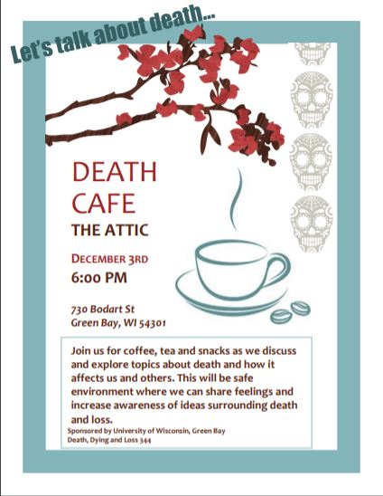 Green Bay Death Cafe- The Attic