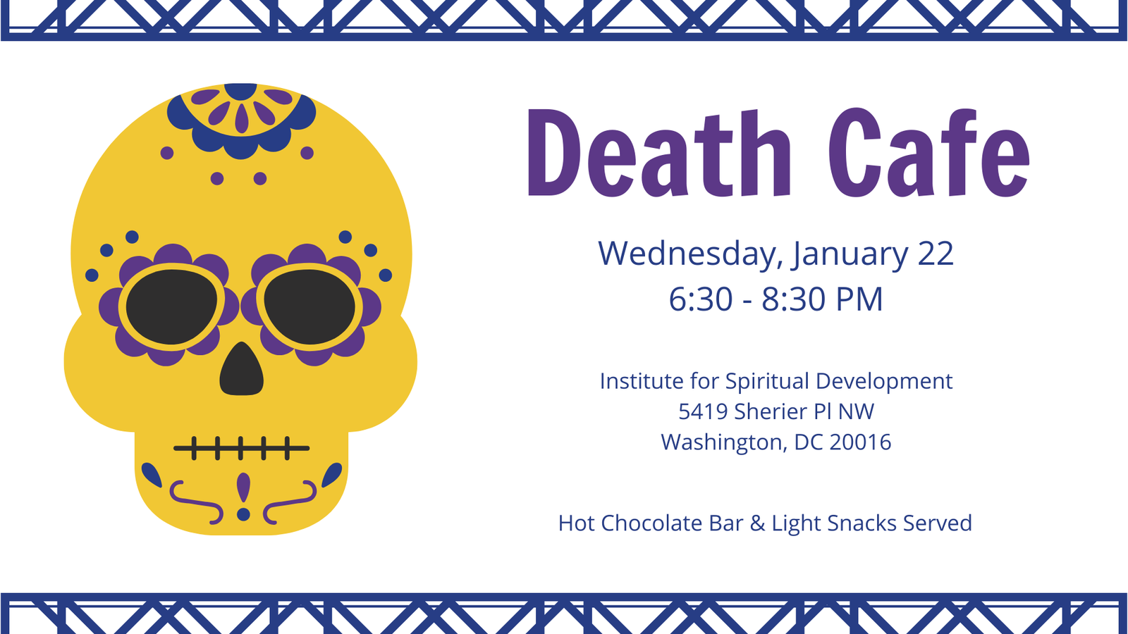 Washington DC Death Cafe