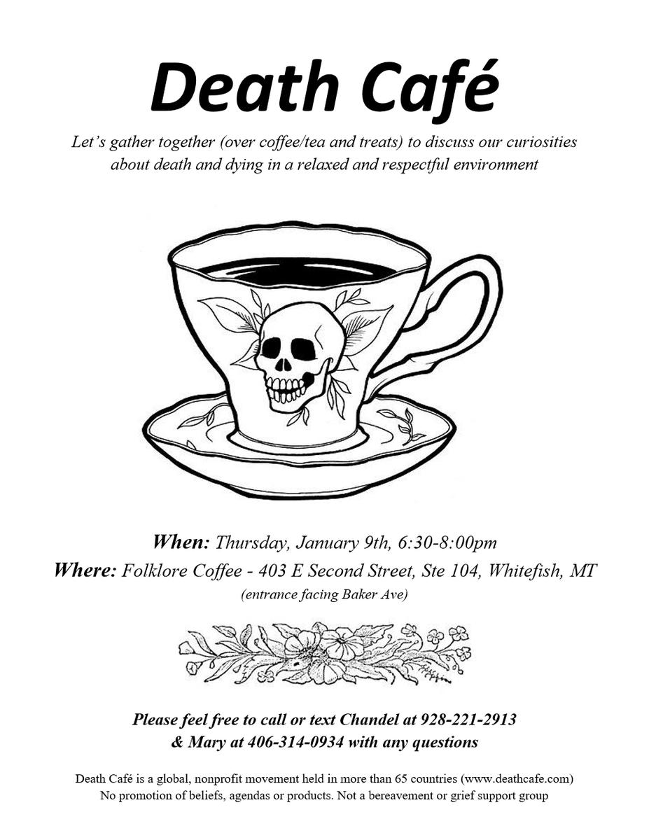 Whitefish Death Cafe