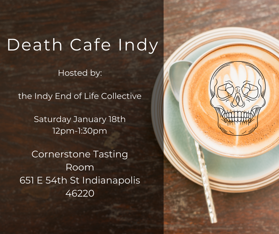 Death Cafe Indy (Indianapolis)