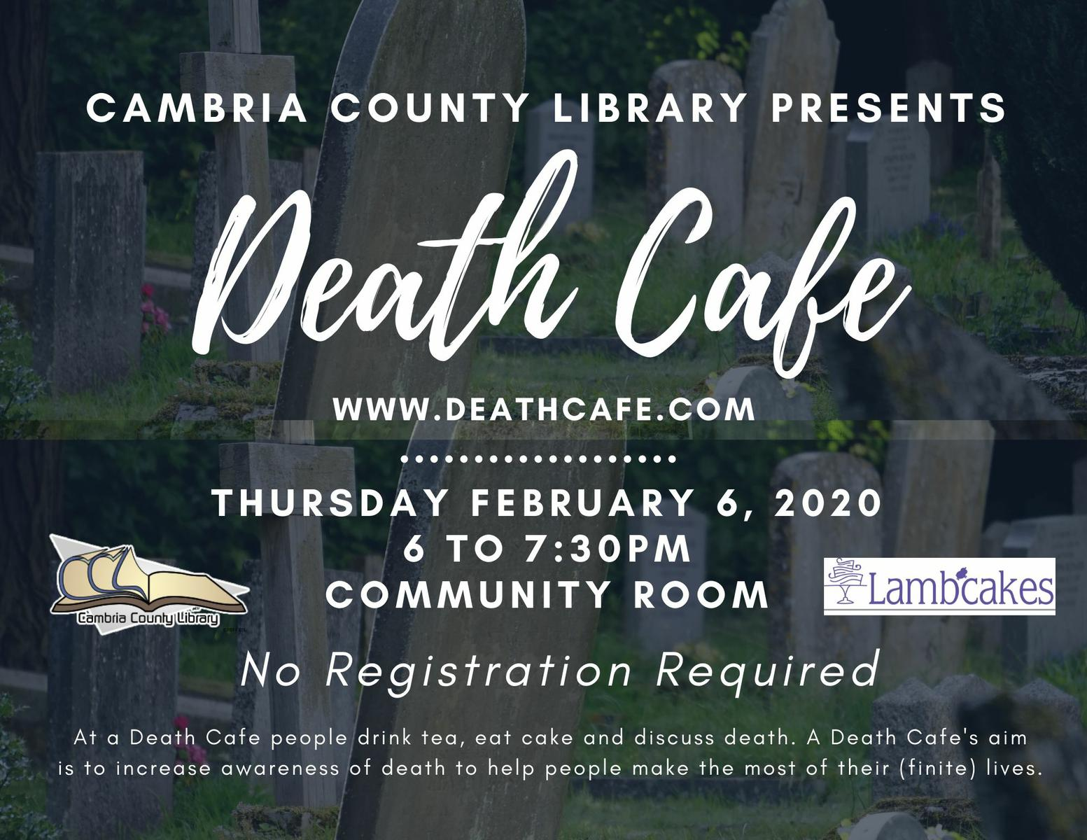 Johnstown Death Cafe