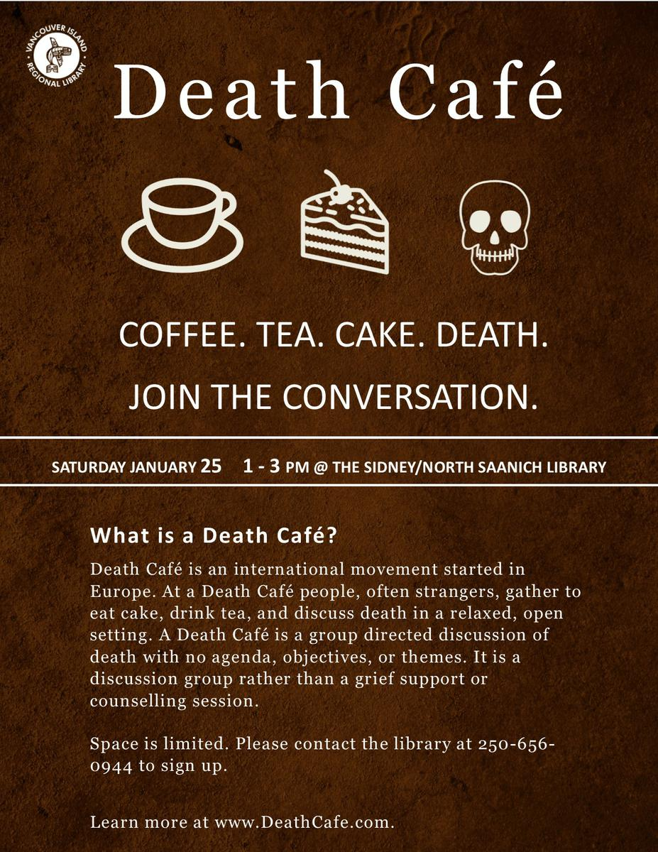 Sidney BC Death Cafe