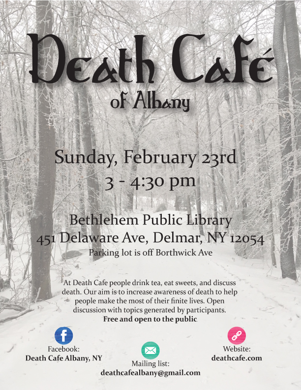 Death Cafe Albany