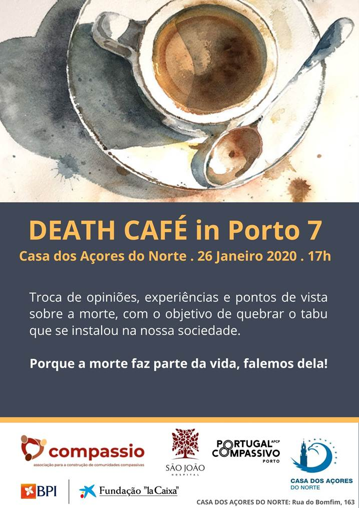 Death Cafe in Porto 7
