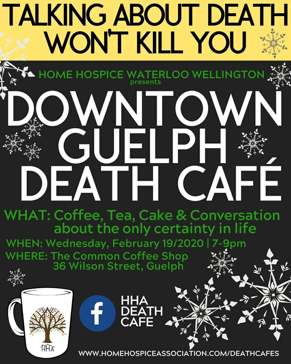 HHA Guelph Death Cafe