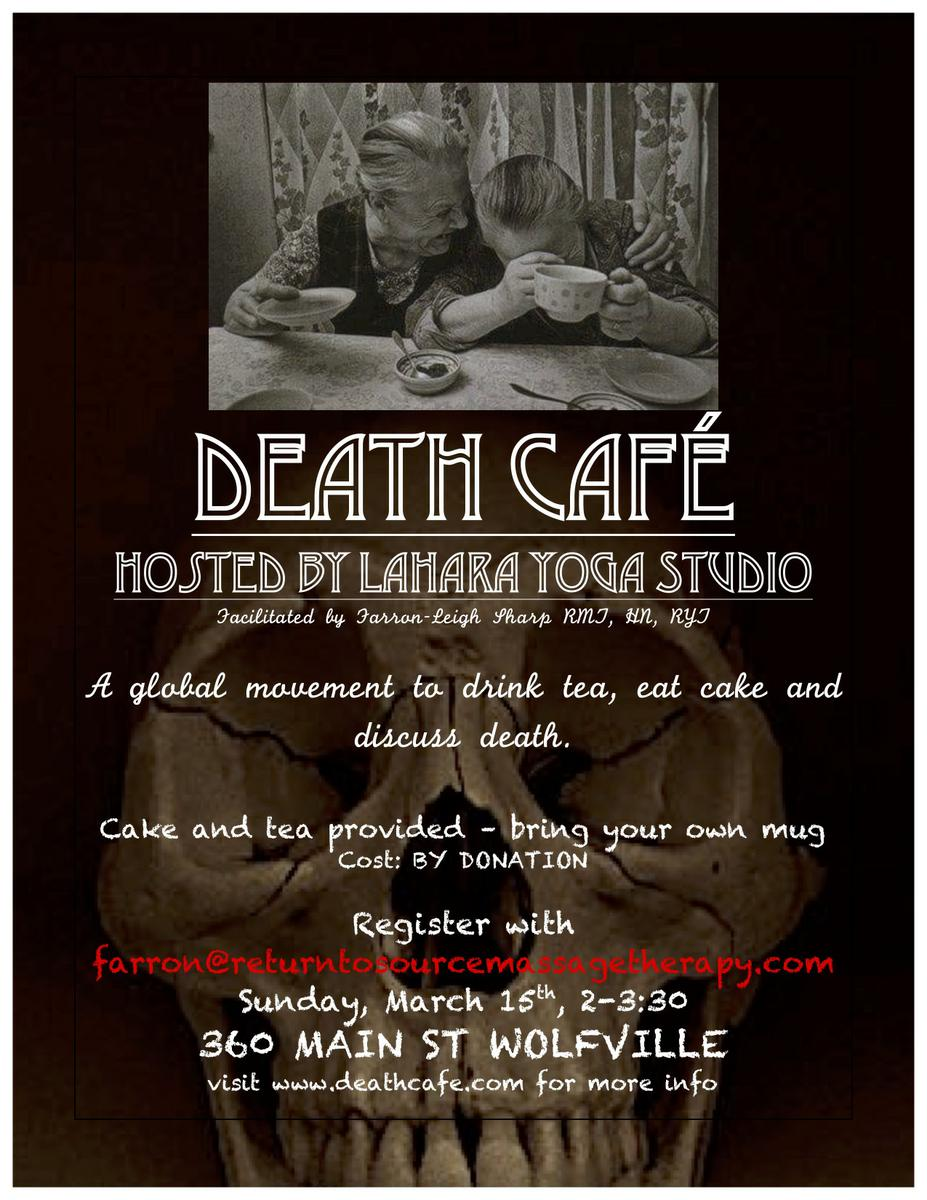 Wolfville Death Cafe
