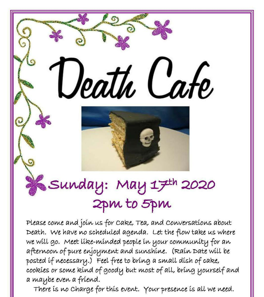 Death Cafe on Forbes