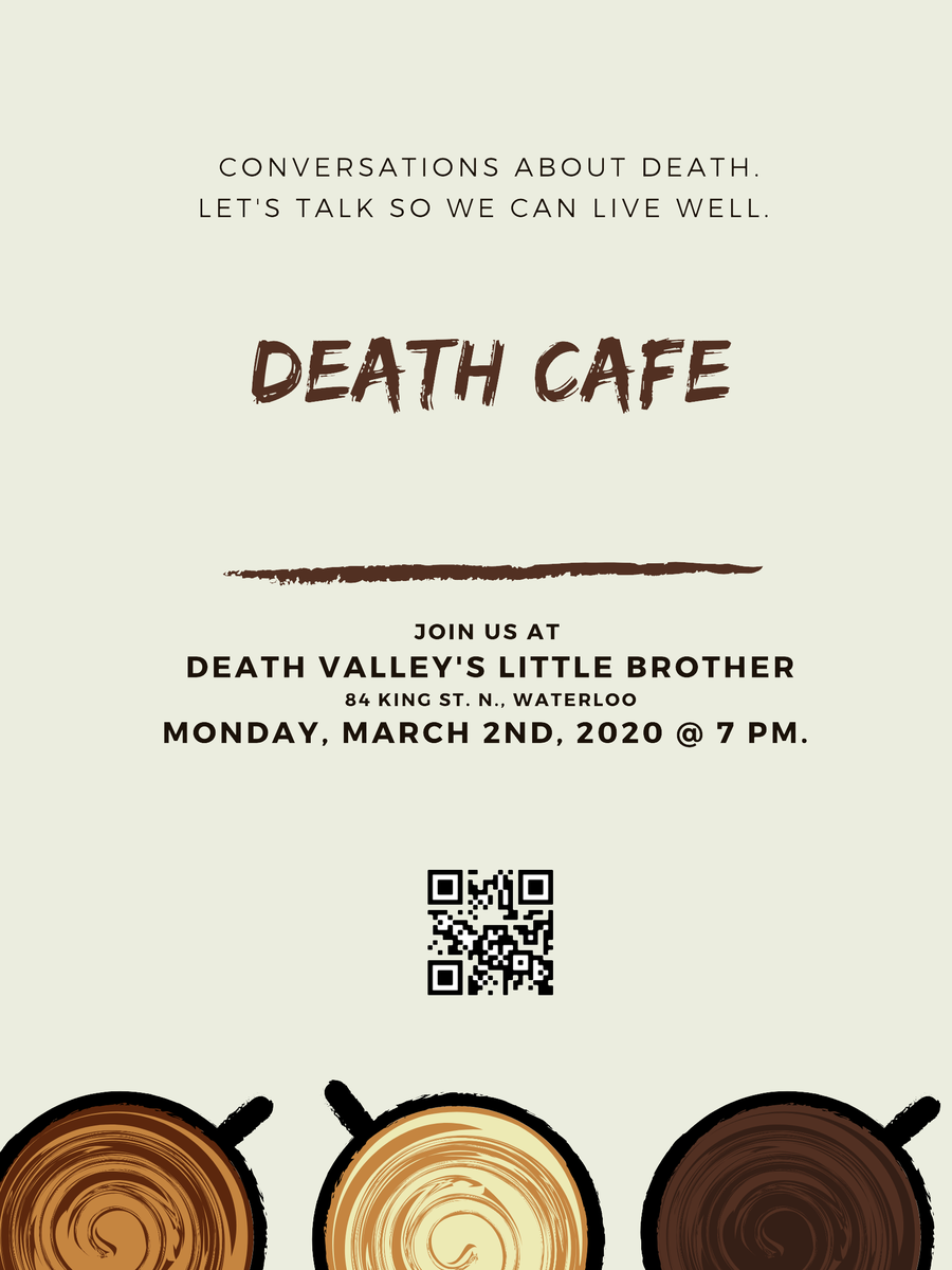 Waterloo Death Cafe