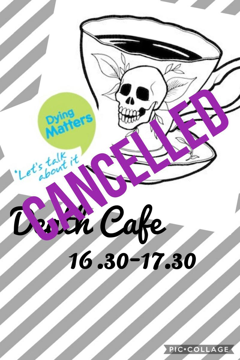 Queen's Hospital Death Cafe Romford