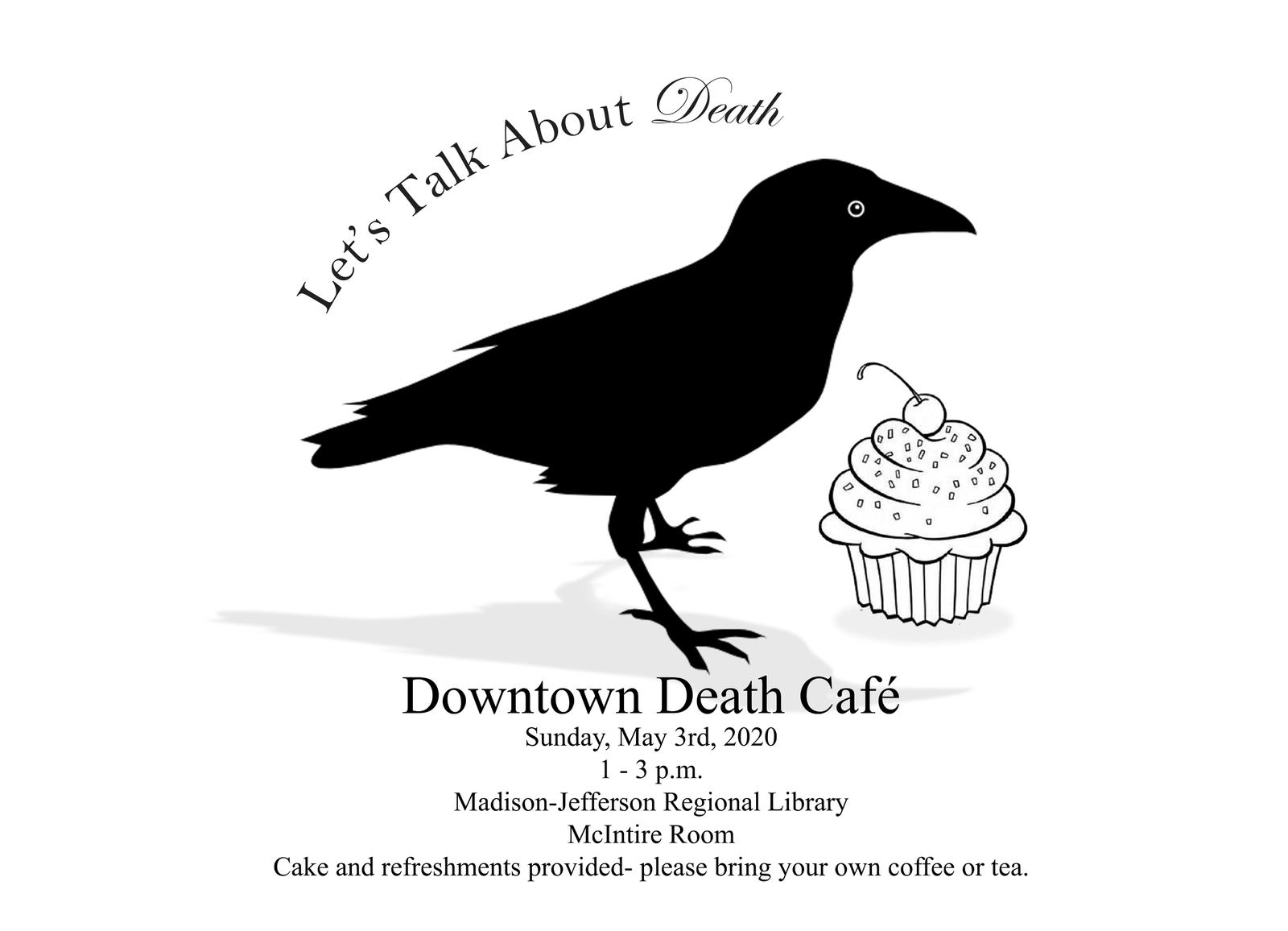 Downtown Death Cafe Charlottesville