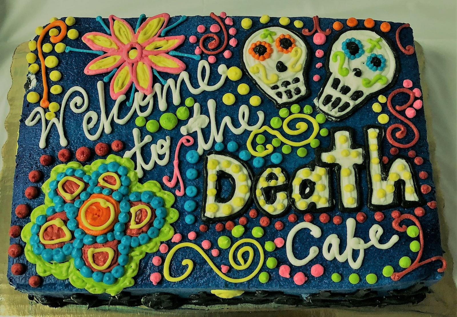 Death Cafe of Northeast Florida - VIRTUAL MEETING