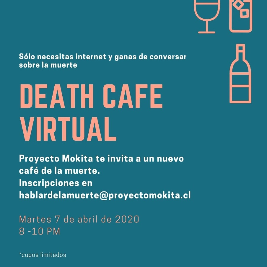 Death Cafe Virtual / Chile