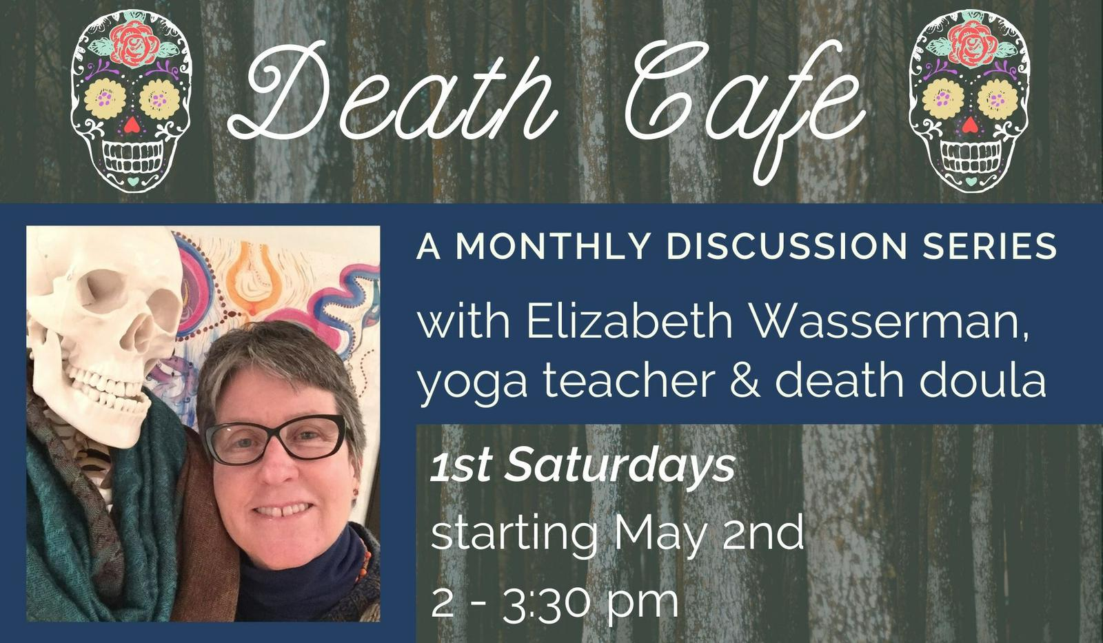 Virtual Death Cafe US Eastern Time