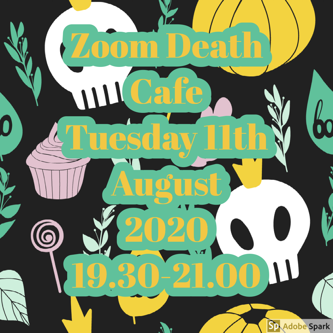 Online Upminster Death Cafe  BST