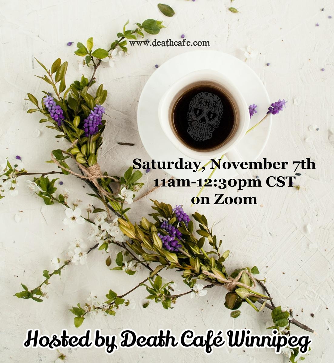 Online November Death Cafe GMT-5