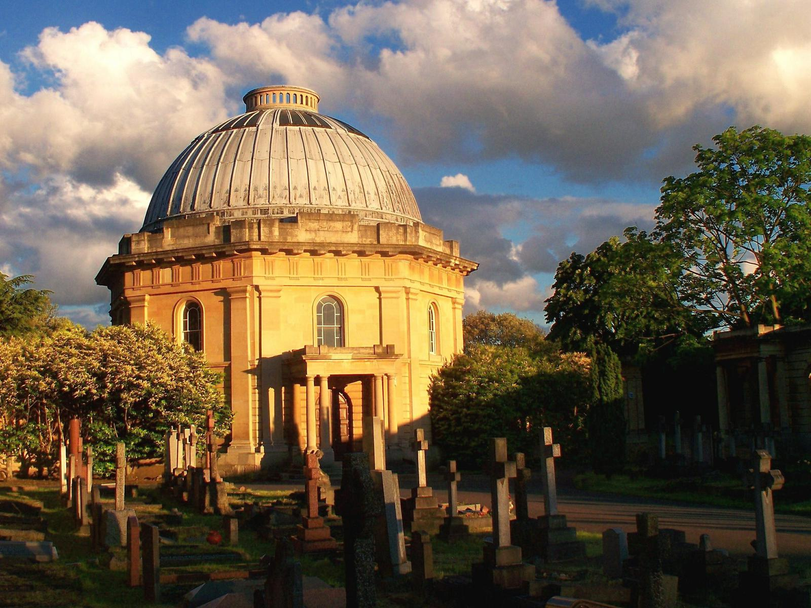 Brompton Cemetery Death Cafe (Online) BST