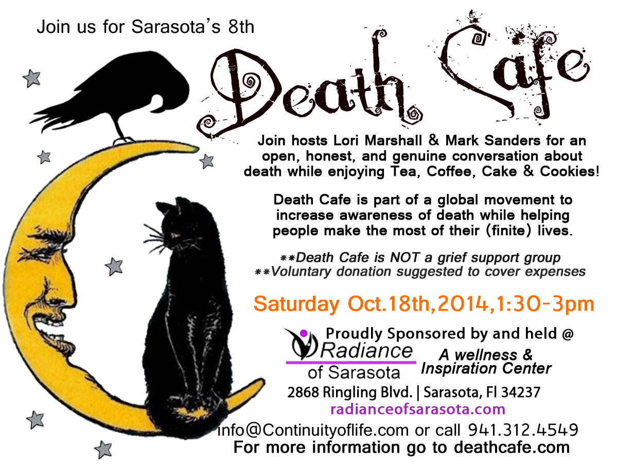 Sarasota Death Cafe #8