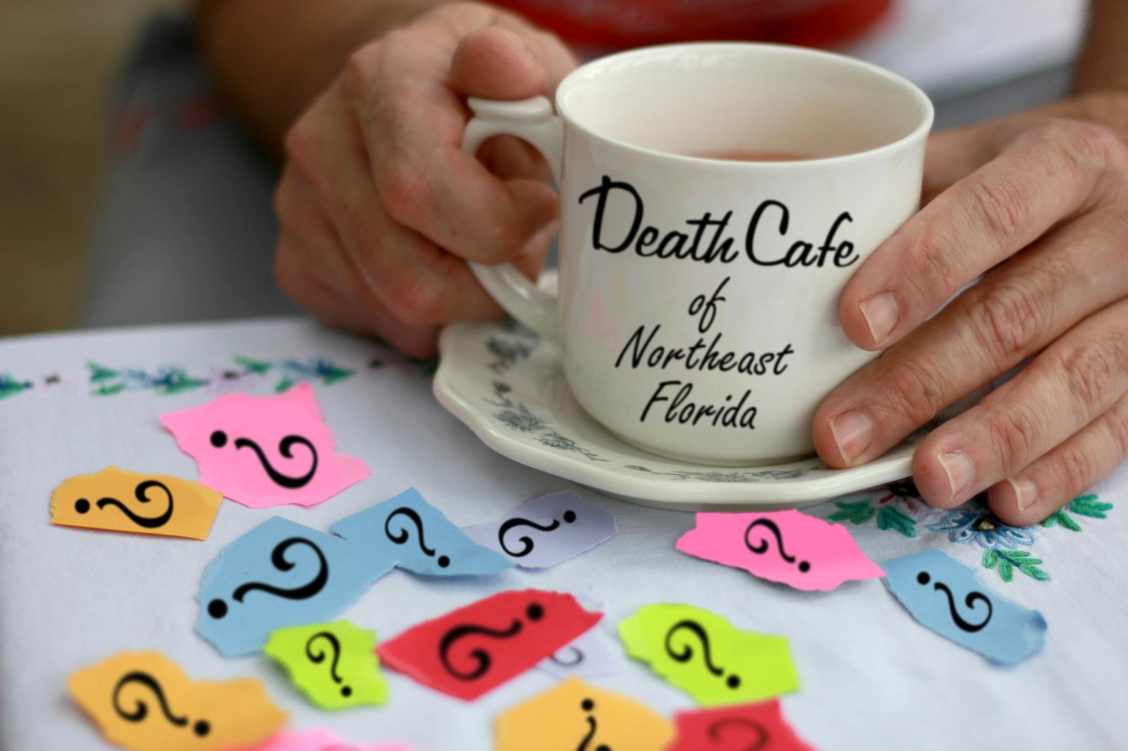 VIRTUAL MEETING EST Death Cafe  Northeast Florida -