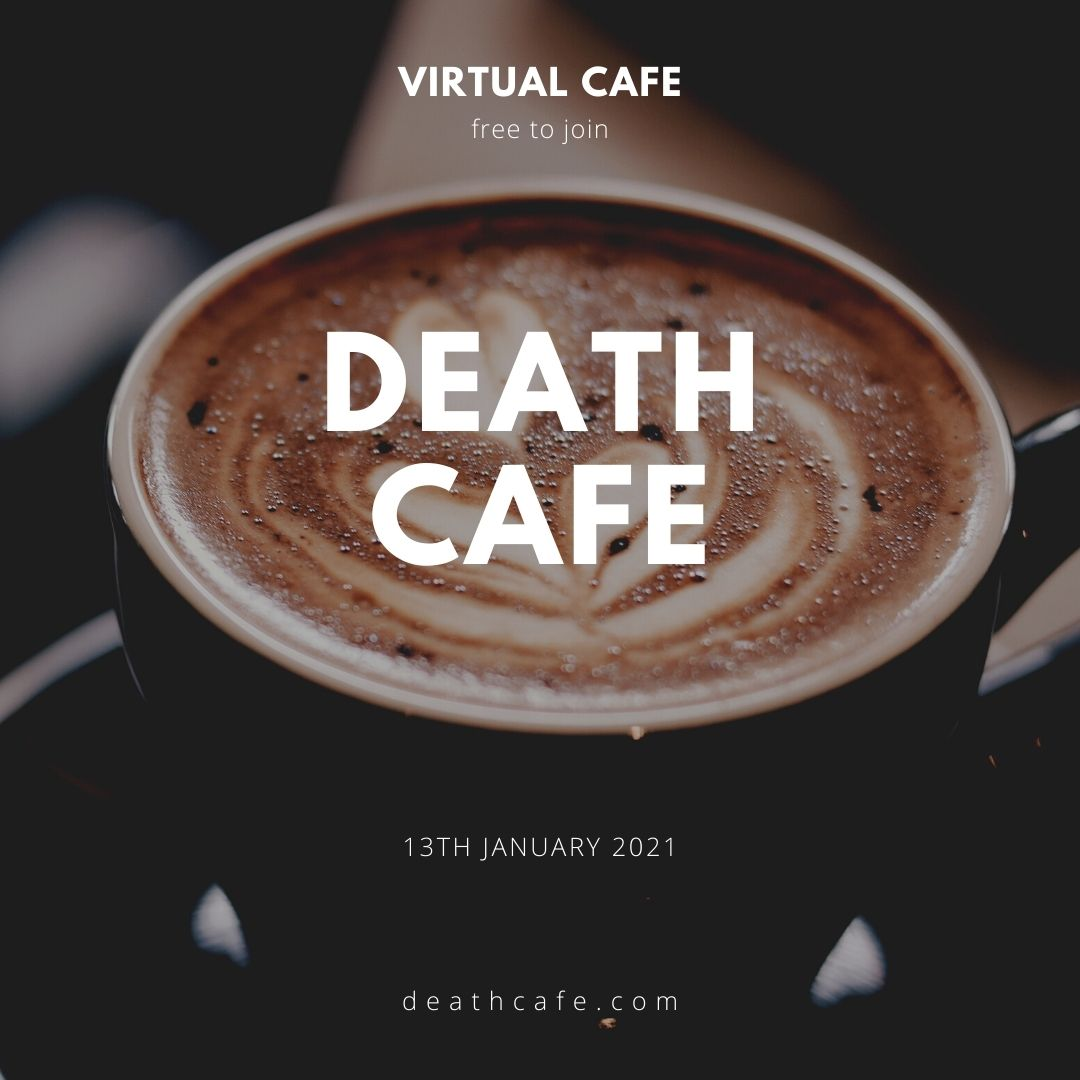 Online Death Cafe in Kent GMT