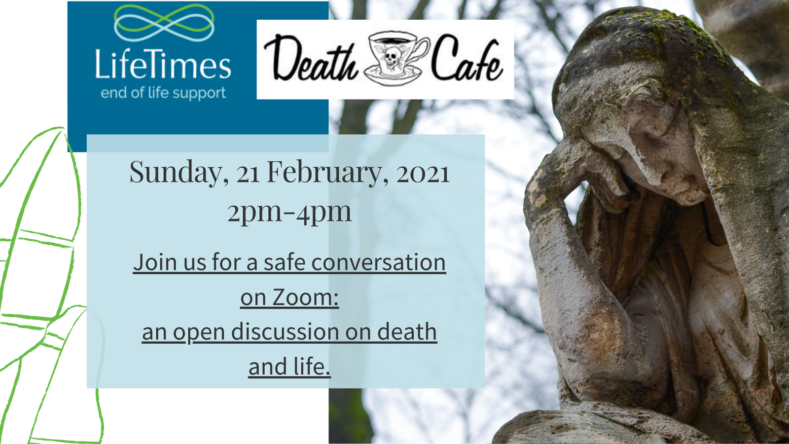 Online Death Cafe Newcastle Australia
