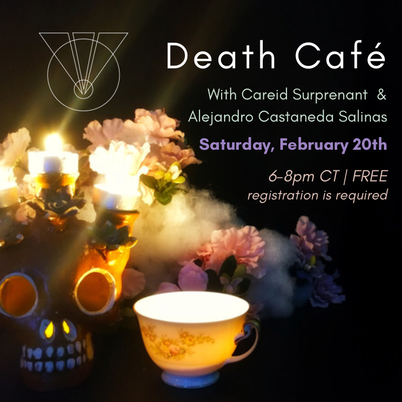 Virtual Death Cafe CST