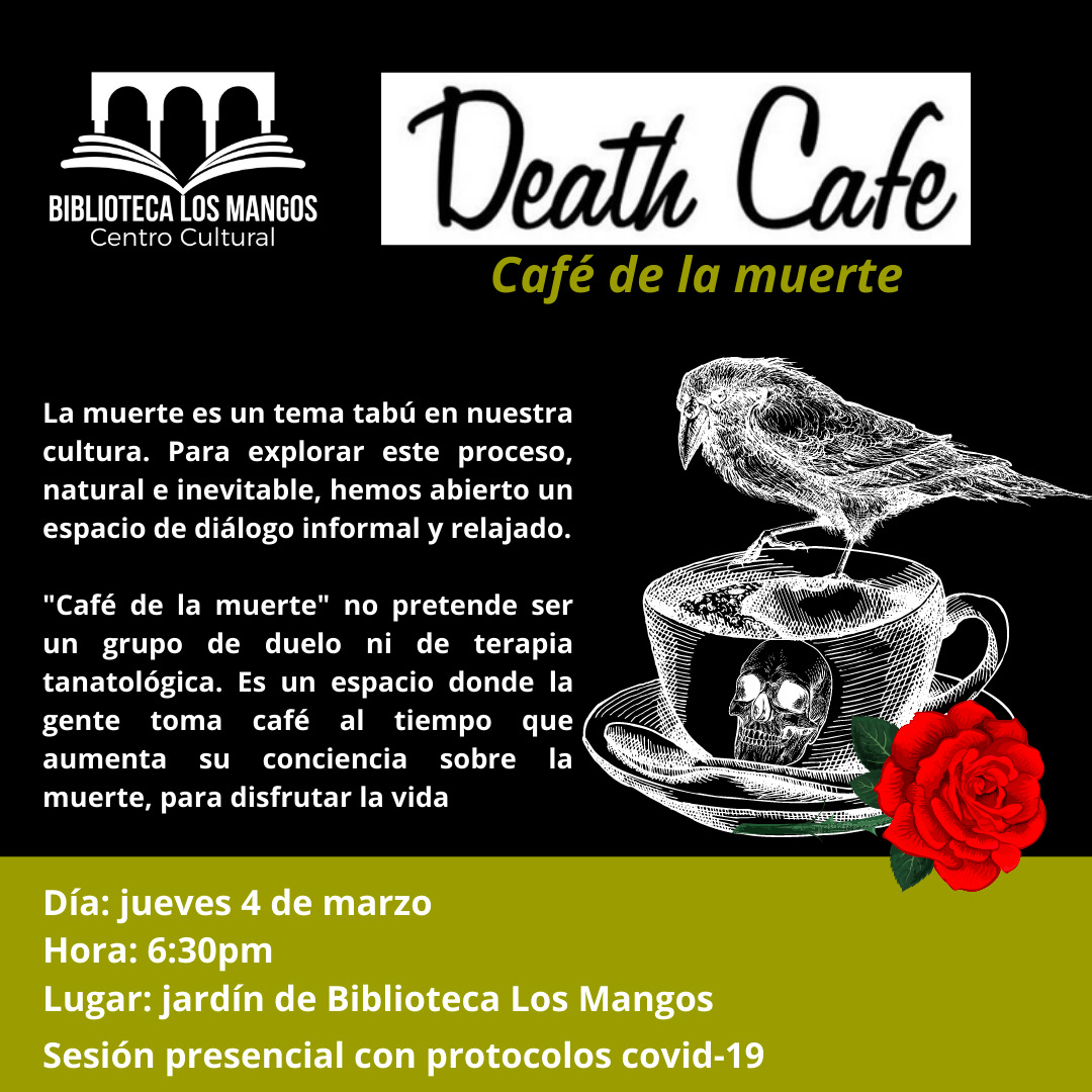 Death Cafe Puerto Vallarta - Spanish