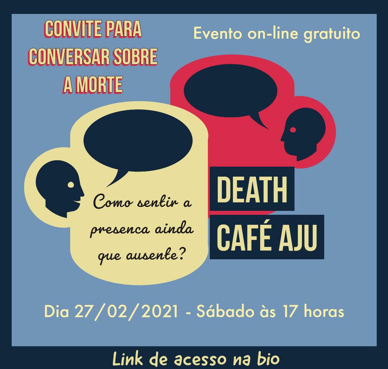 Online Death Cafe Aju BRT