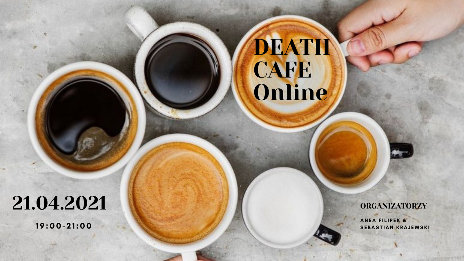 Death Cafe ONLINE Poland CEST