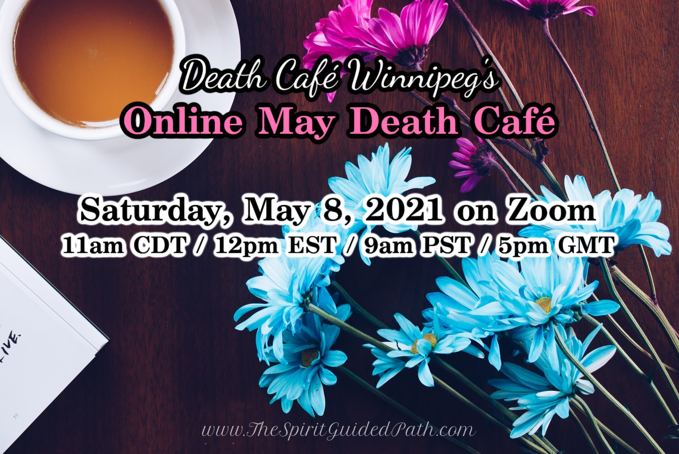 May Online Death Cafe CDT