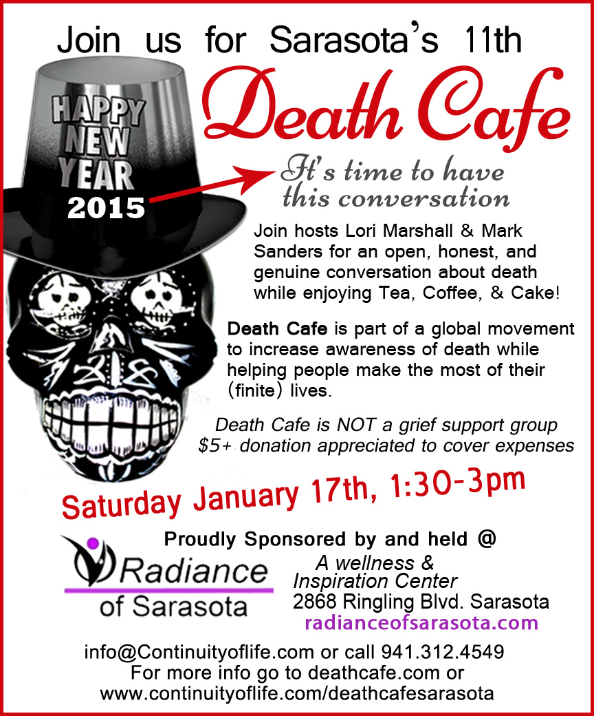 Sarasota Death Cafe #11