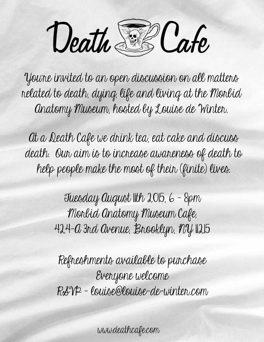 Brooklyn Death Cafe