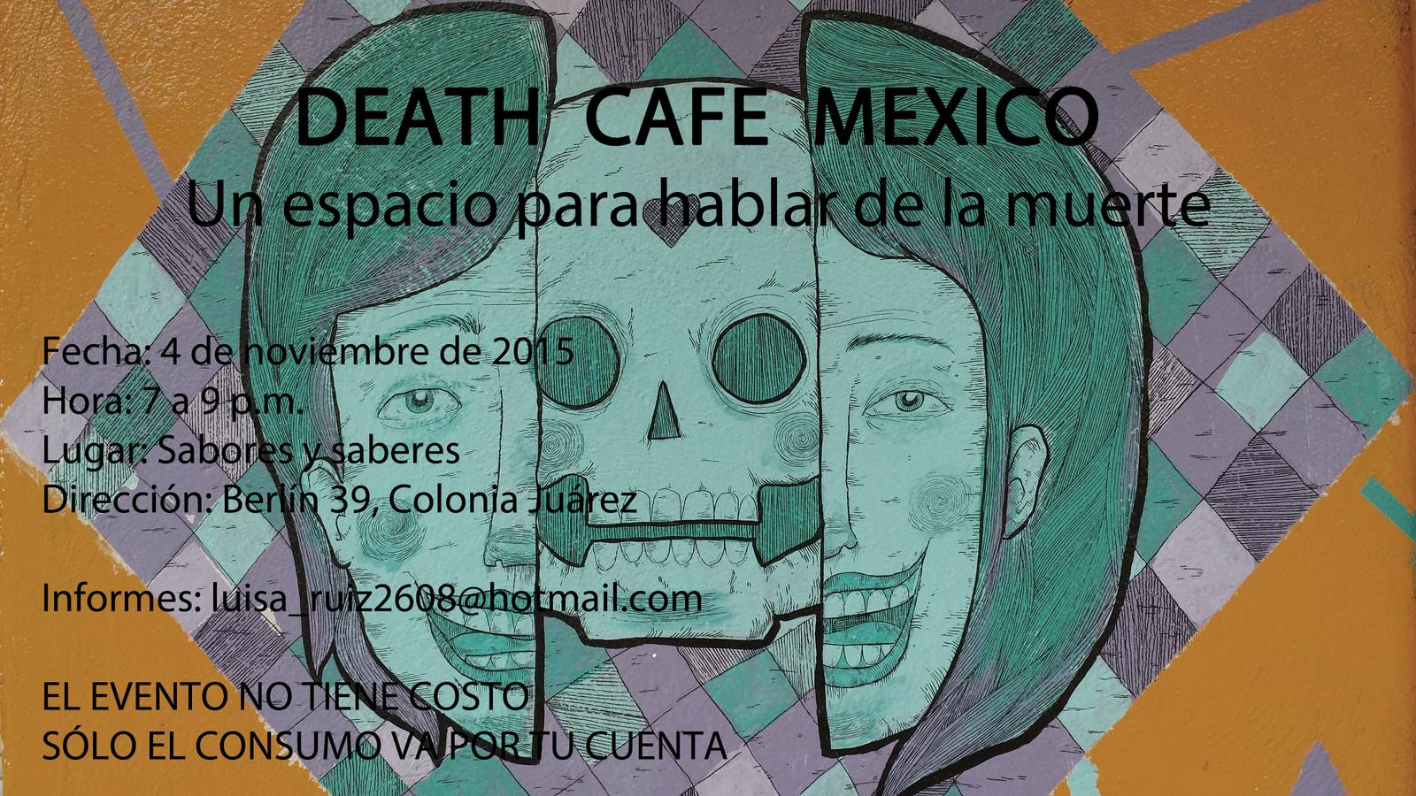 Death Cafe Mexico City