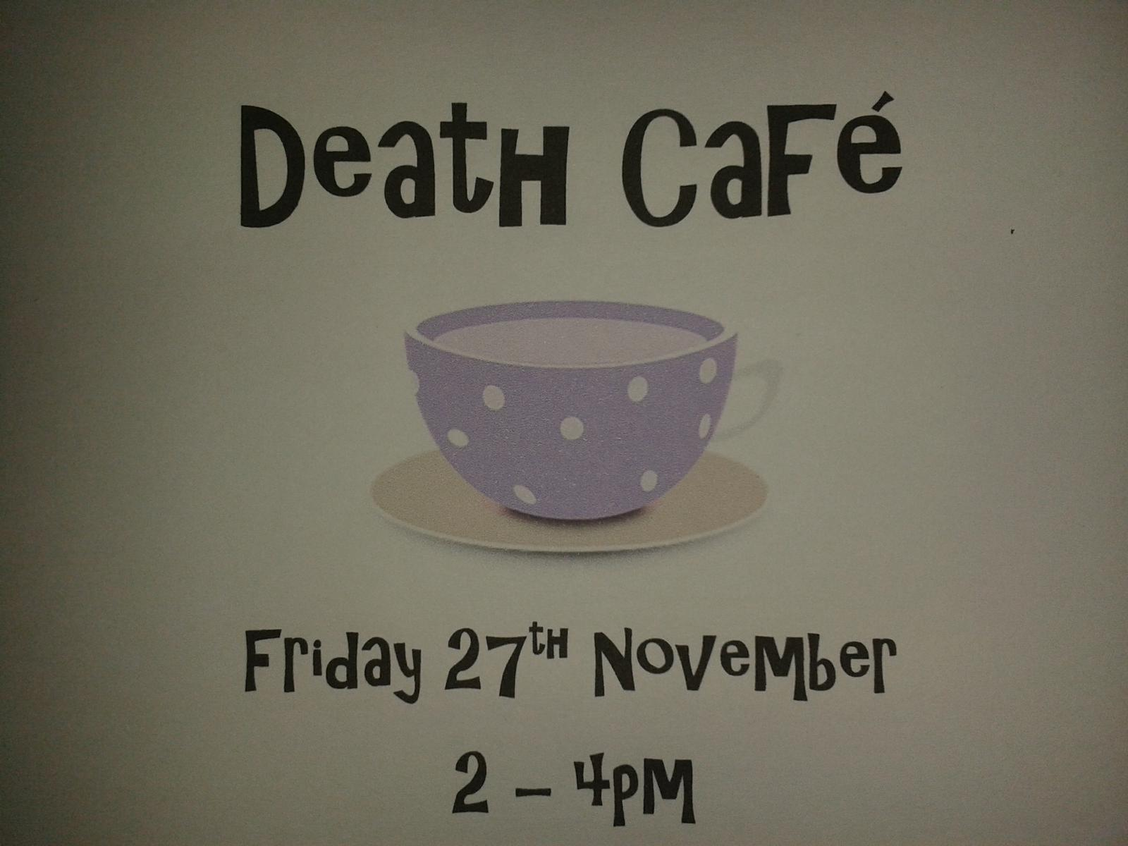 Death Cafe in Brighton