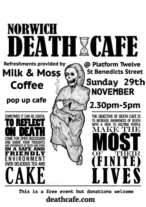 Norwich Death Cafe
