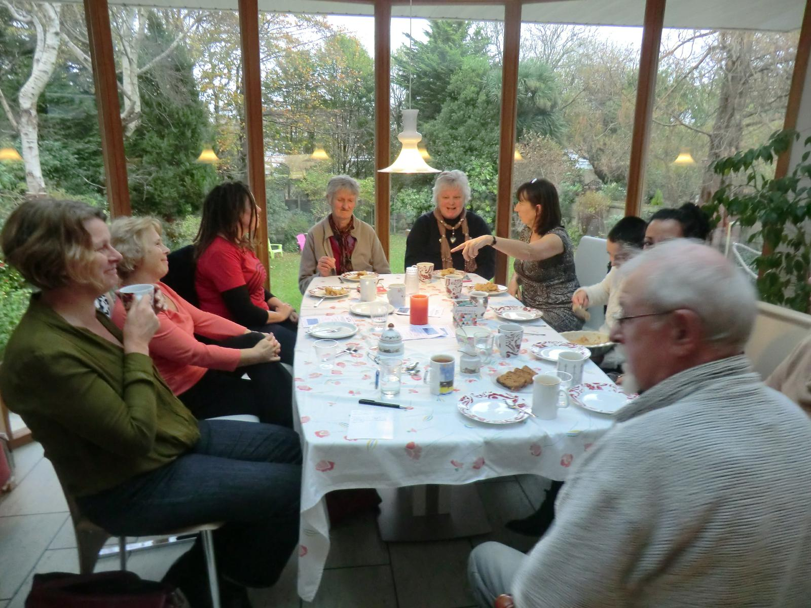 Highcliffe Death Cafe