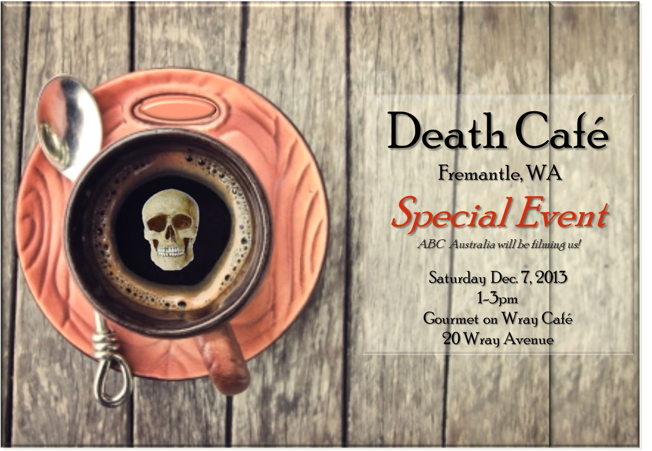 Death Cafe - Fremantle, WA - Special Event!