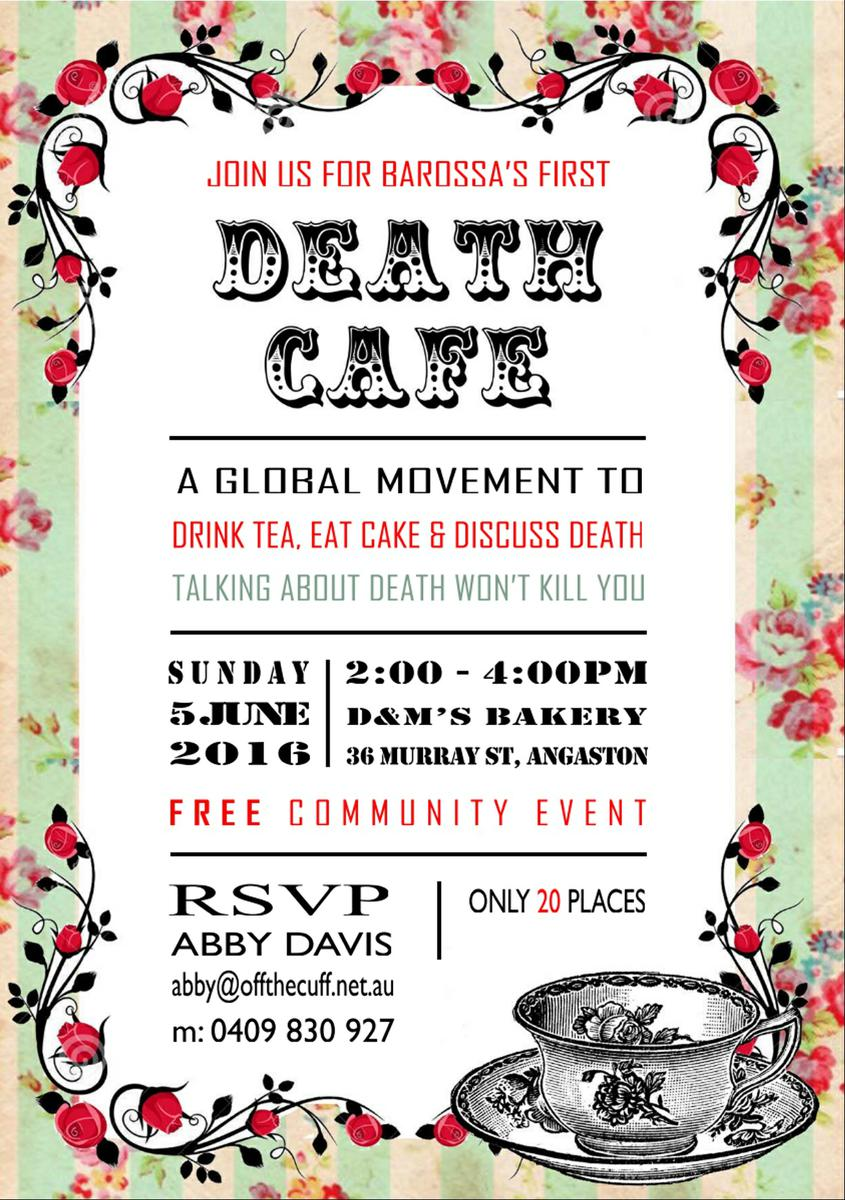 Death Cafe Barossa