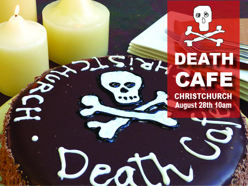 Death Cafe Christchurch, New Zealand