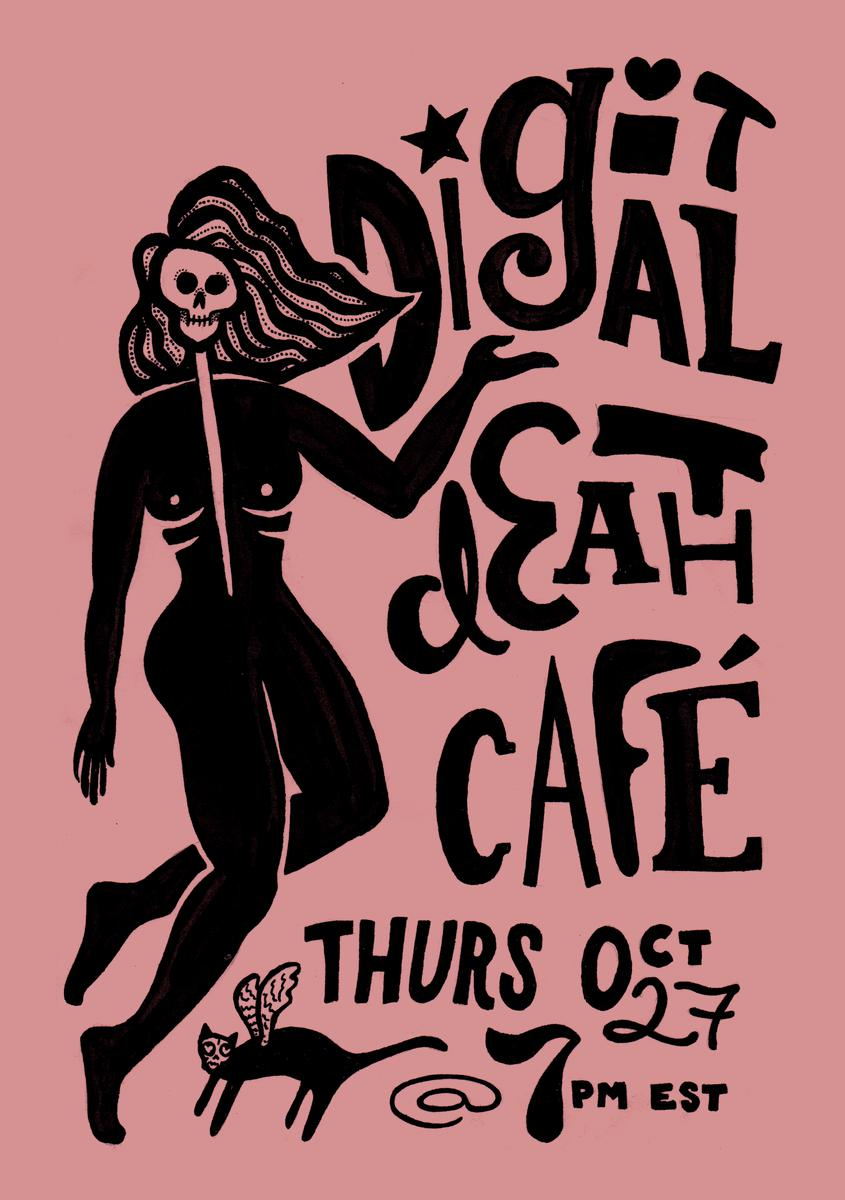 October Digital Death Cafe