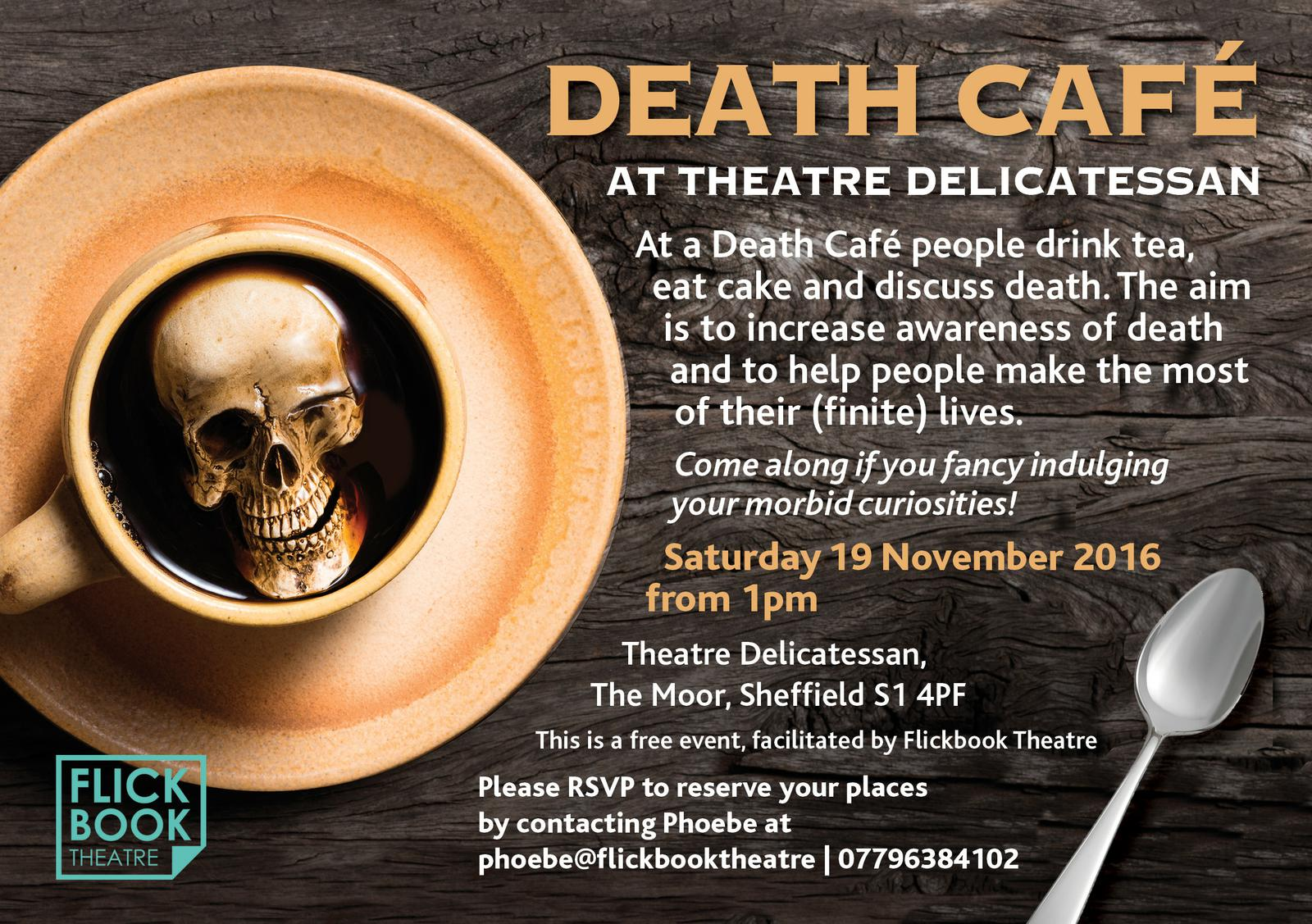 Death Cafe in Sheffield
