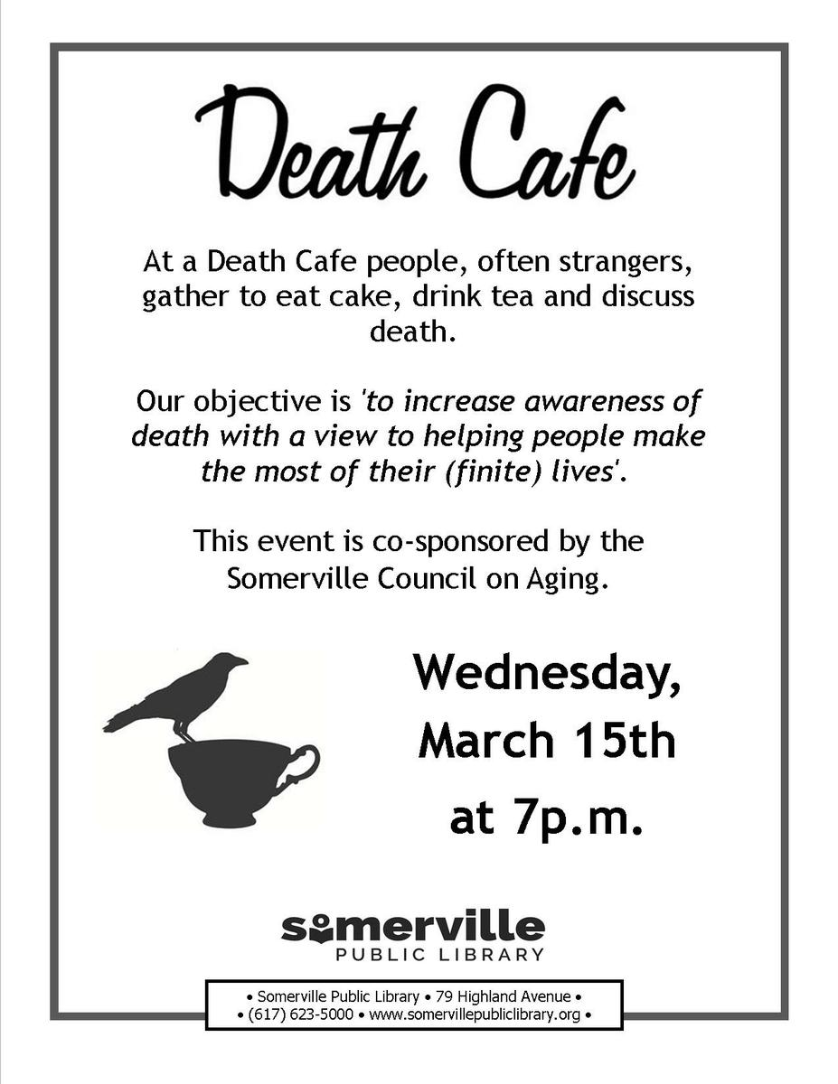 Somerville Death Cafe