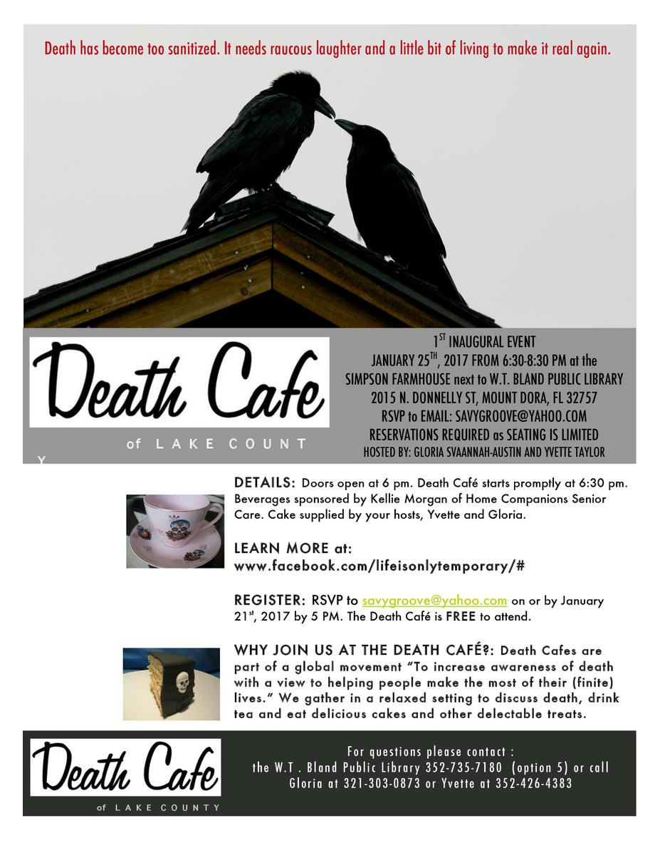 Death Cafe of Lake County