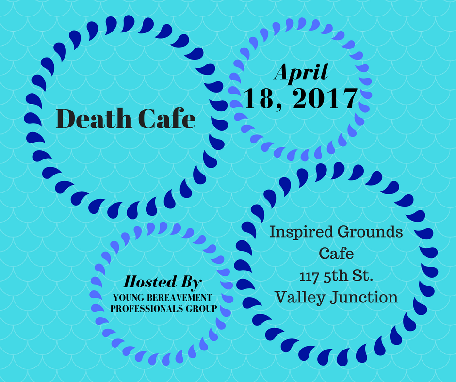 Death Cafe Iowa