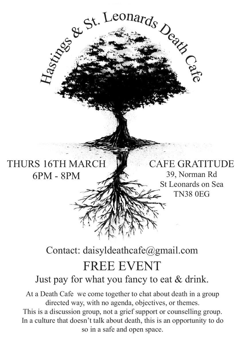 Hastings & St Leonards Death Cafe