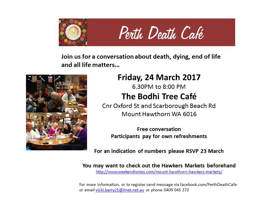 Perth Death Cafe