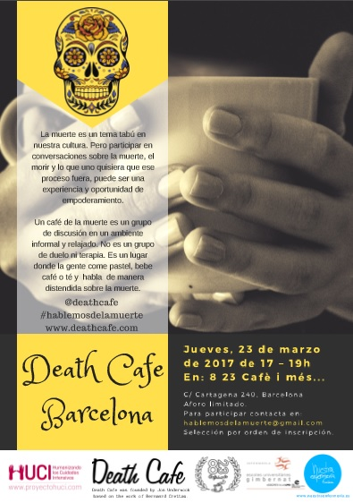 Death Cafe BARCELONA (SPAIN)